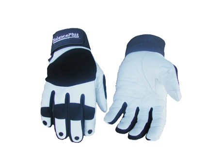 WomensWhiteUnlinedGloves